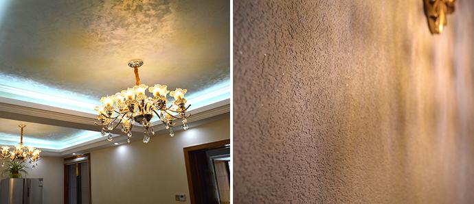 朋友圈曝装修光墙和顶就花了5万元,疑似被坑!可家主却很满意